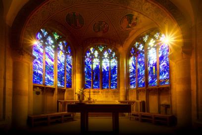 South ambulatory chapel