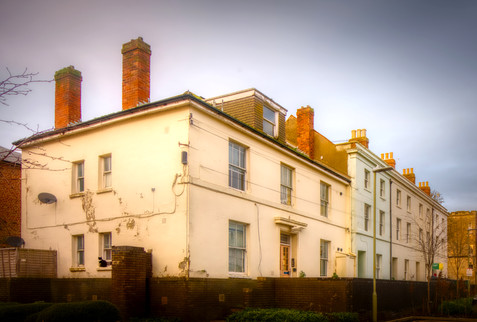 Priory House and 5-8 Priory Place
