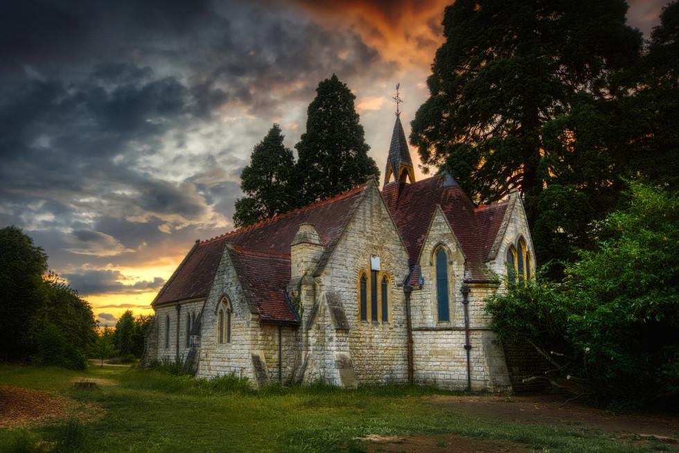Barnwood Park chapel