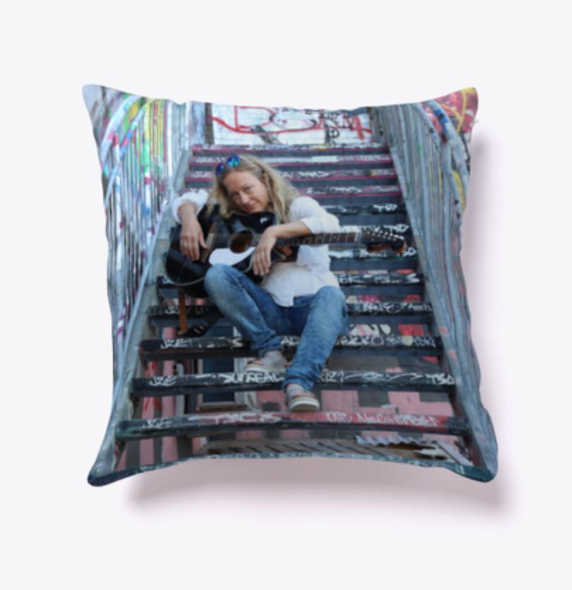 Teespring Pillow. Steps