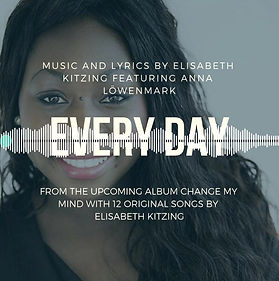 Video song premaster, Every Day by Elisabeth Kitzing, album Change My Mind
