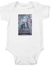 Baby bodysuit, white_SongsOnTheSteps