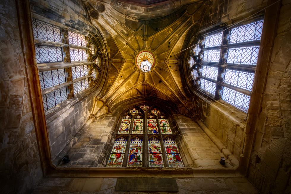 St. Michael's Tower interior