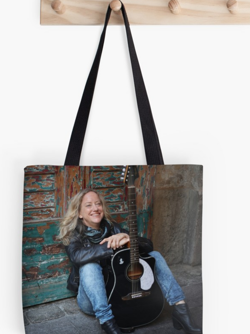 "Tote Bag: ""LoveWhat You Do"""