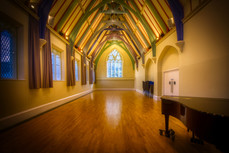 Ivor Gurney Hall interior