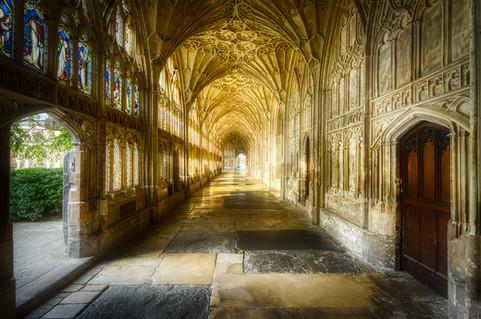 East cloister