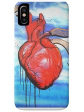 iPhoneX case LoveInLoveOut