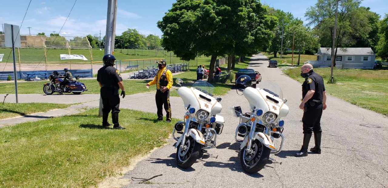 Escort - NABSTMC Ride for Justice Flint