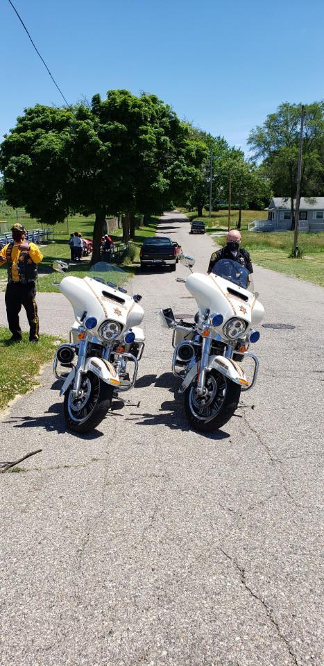 Escort - Genesee County Sheriff Rode Pat