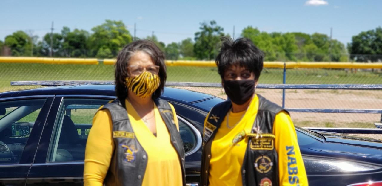 Pastor Audrey and Ms Loretta - Michigan