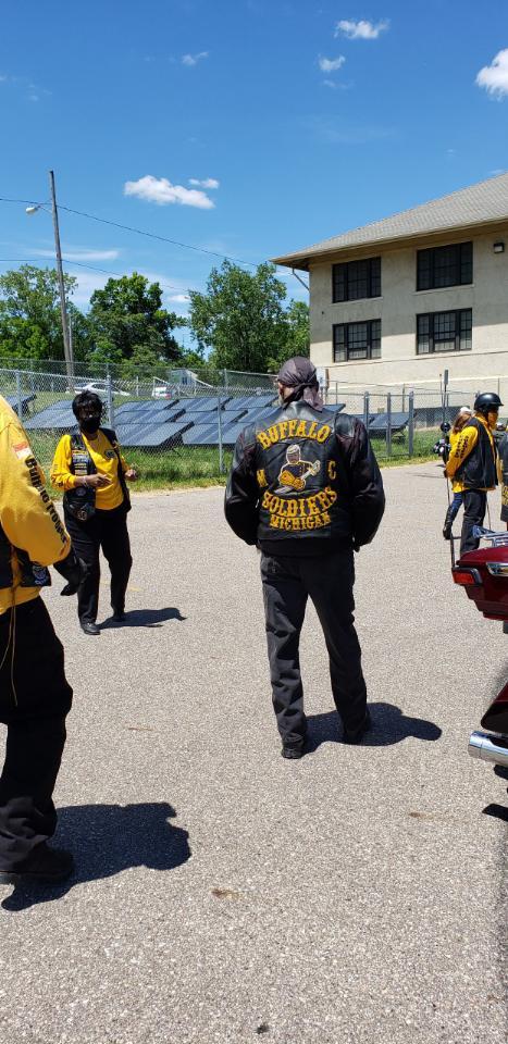 Warrior - Michigan Chapter