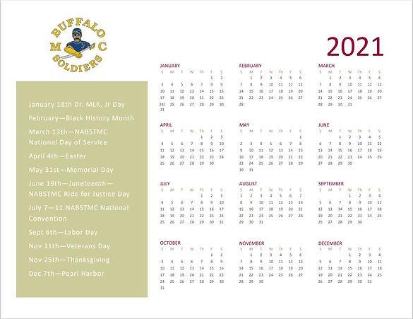 BSMC Flint 2021 Calendar.JPG