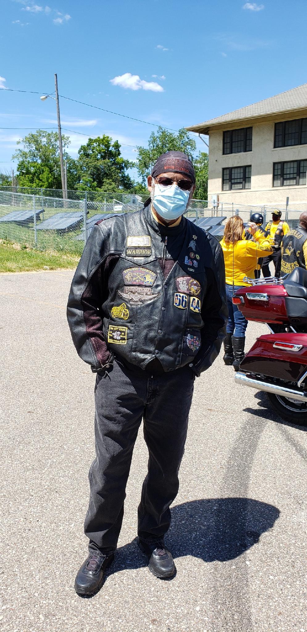 Warrior - Michigan Chapter - 001