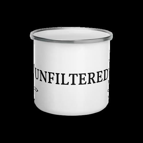 Unfiltered Enamel Mug