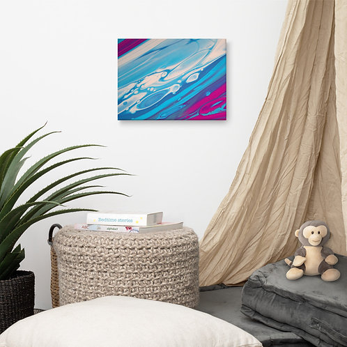 Abstract Harmony Painting 2 - Canvas
