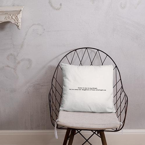 Romantic Basic Pillow