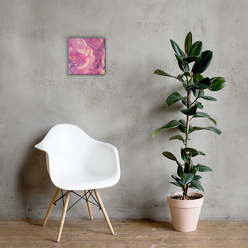 Abstract Harmony Painting 3 - Canvas