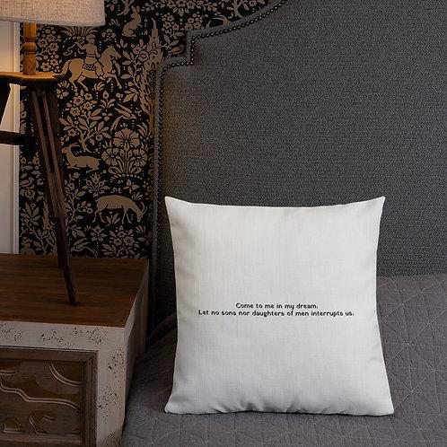 Romantic Premium Pillow