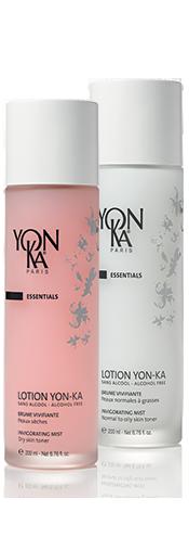 LOTION YON‑KA INVIGORATING - REFRESHING NORMAL TO OILY SKIN (200ml)