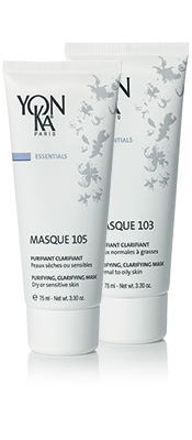 MASQUE 103 PURIFYING - CLARIFYING NORMAL TO OILY SKIN (75ml)