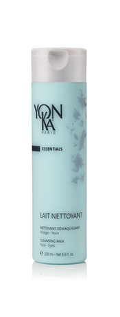 LAIT NETTOYANT CLEANSING MAKE-UP REMOVER MILK FACE - EYES (200ml)