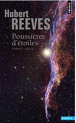 """livre """"Poussières d'étoiles"""" Hubert Reeves"""