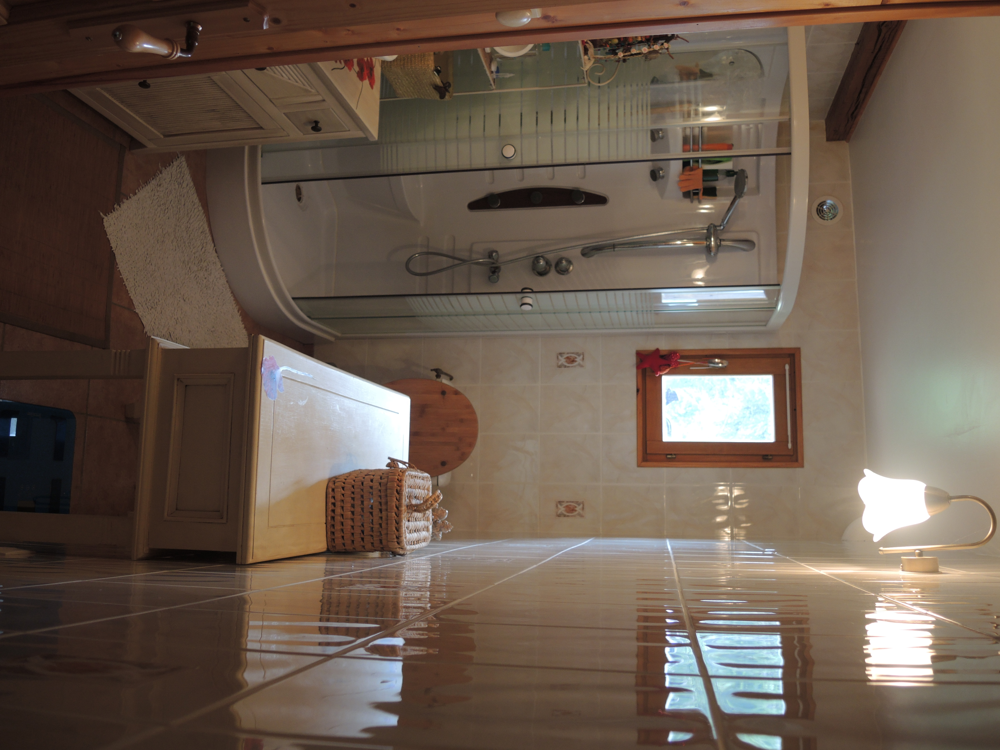 Salle de bain Horus Blanc