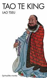 livre Tao te king lao tseu
