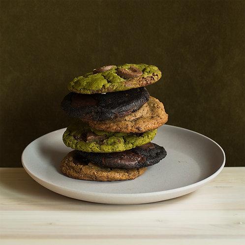 Mix & Match Cookies: Six Per Pack