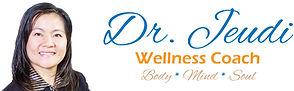 Dr. Jeudi Wellness Coach logo