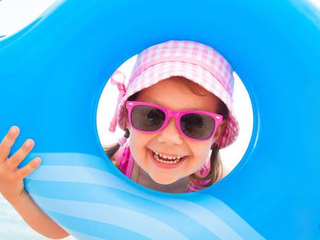 Summer Safety with Children