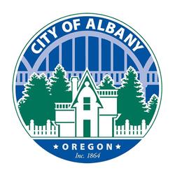 Albany, OR Logo