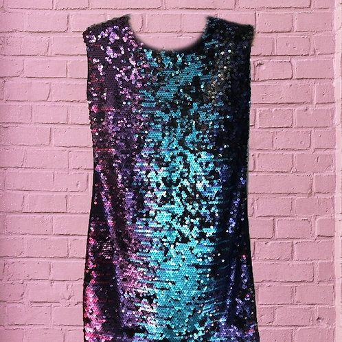 Size 8 Girl Sequence Dress