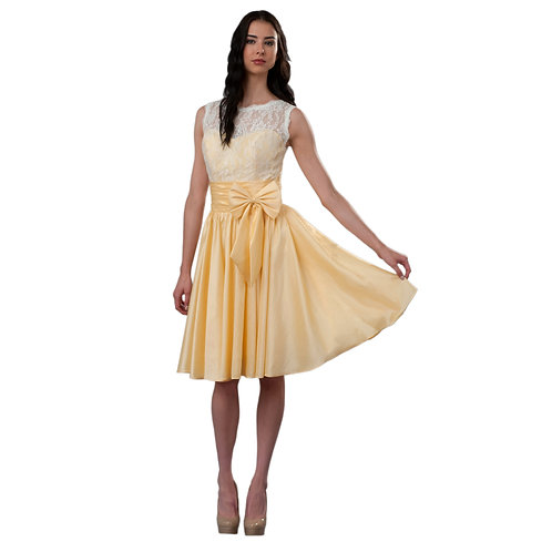 1601 Fit and Flare Dress
