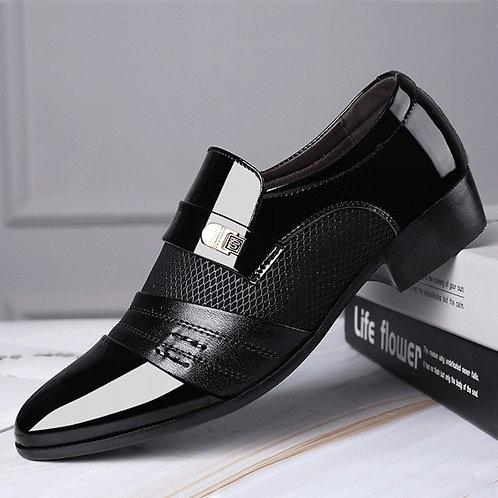 Men Oxfords Fashion Business Dress  Shoes
