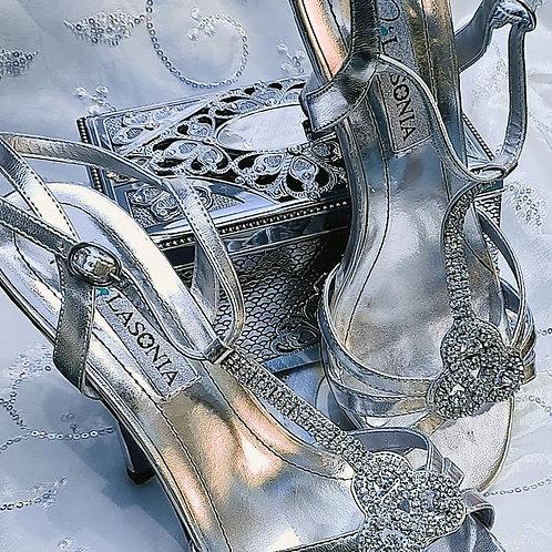 Lasonia Rhinestone formal shoes