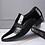 Thumbnail: Men Oxfords Fashion Business Dress  Shoes