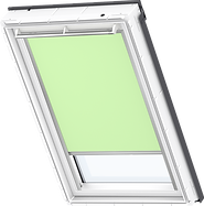 VELUX Blackout Blind - Pale Green 4569