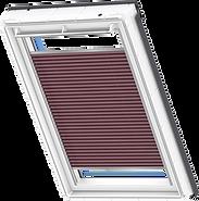 VELUX Blackout Energy Blind - Raspberry 1051