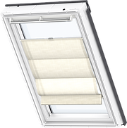 VELUX Roman Blind - Stormy Sand 6504