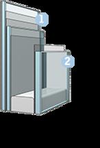 Velux 34 Pane Glazing