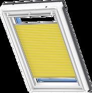 VELUX Blackout Energy Blind - Yellow 1160