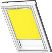 VELUX Blackout Blind - Bright Yellow 4570