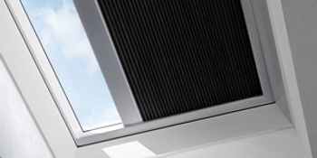 VELUX Flat Roof Light Dimming Blinds