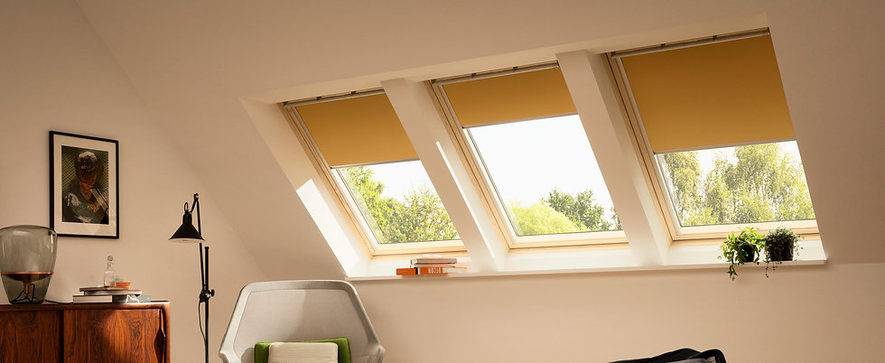 VELUX Blackout Blinds