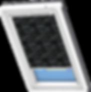 VELUX Blackout Blind - Dark Pattern 4562