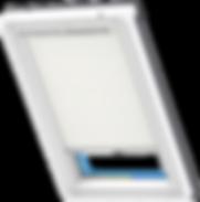 VELUX Roller Blind - White 1028