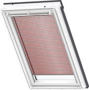 VELUX Venetian Blind - Passionate Red 7060