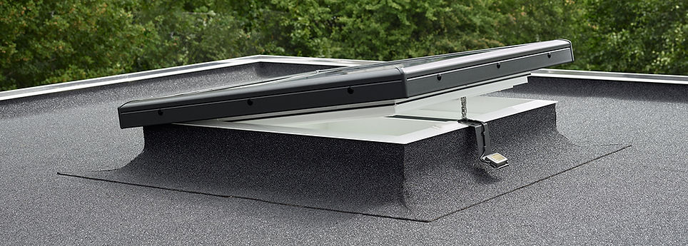 Velux Flat Roof Windows