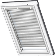 VELUX Venetian Blind - Brushed Silver 7057